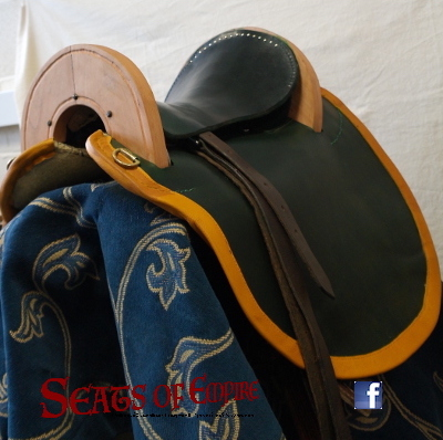 steppe saddle